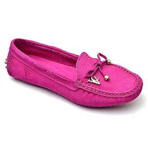 Drive Mocassim Feminino Pink Torani