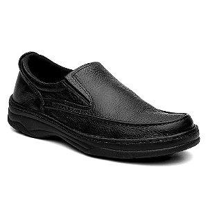 Sapato Masculino Confortável Torani Preto