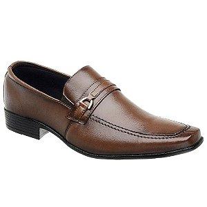 Sapato Social Masculino Capuccino Sola de Borracha Torani SLZ