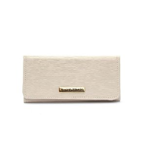 Carteira Feminina Lisa Off White