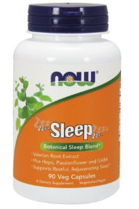 Sleep 90 veg caps NOW Foods