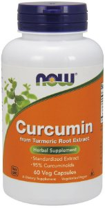 Curcumin Curcumina 60 veg caps NOW Foods