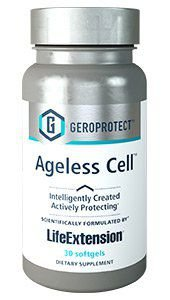 Ageless Cell GEROPROTECT LIFE Extension