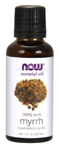 Óleo de Myrrh mirra 1oz 30 ml 100% PURO NOW Foods
