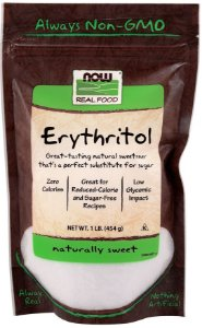 Erythritol 1lb NOW foods