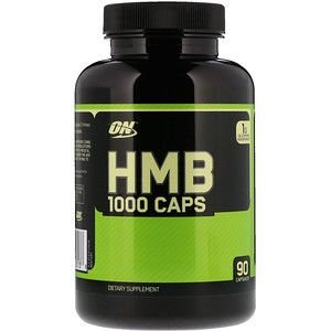 HMB 1000 caps 90 Cápsulas ON FRETE GRATIS