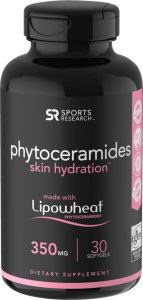 PHYTOCERAMIDES 350mg 30 softgels SPORTS Research