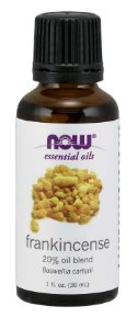 Óleo essencial blend Frankincense olíbano 20% 1oz 30ml NOW Foods