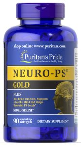 Neuro PS Gold 90 softgels PURITANS Pride