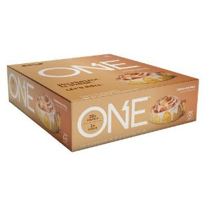 One Bars Barrinha Cinnamon Roll - FRETE GRATIS