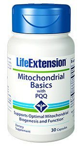 Mitochondrial Basics with PQQ 30 capsules LIFE Extension
