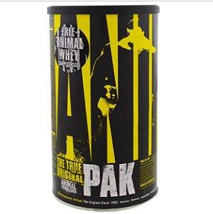 Animal Pak Universal Nutrition 44 Pacotes