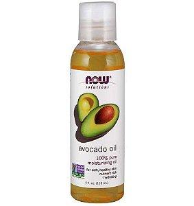 Óleo de abacate Avocado Oil 4oz 118ml NOW