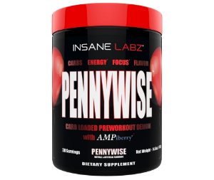 Pennywise 30 servings INSANE Labz FRETE GRATIS