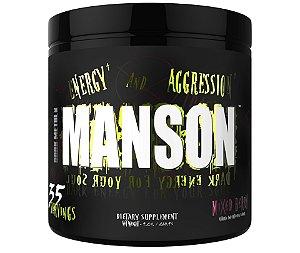 Manson 35 servings INSANE Labz FRETE GRATIS