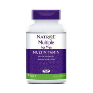 Multivitaminico para homem Multiple for men 90 tablets NATROL