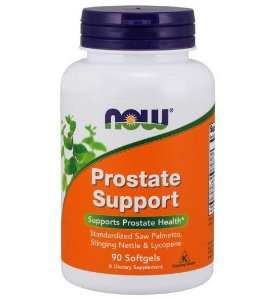 Prostate Support 90 Softgels NOW Foods