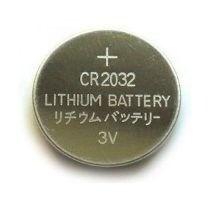 Cartela de Bateria 3V CR2032 - 5 Unidades
