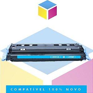 Toner Compatível HP Q6001A Q6001AB Ciano | 2605DN 2600 2600N 2600DTN | 2k