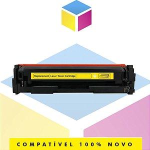 Toner Compatível HP W2022A 414A Amarelo | SEM CHIP | M454DW M454DN M479FDW M479DW | 2.1k