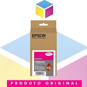 Cartucho de Tinta Original Epson T788XXL 320-AL Magenta | WorkForce 5190 WorkForce 5690 | 34ml