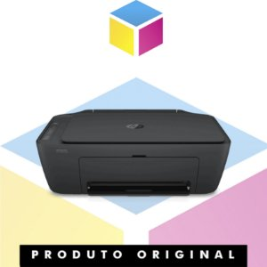 Impressora Multifuncional HP Deskjet Ink Advantage 2774 7FR22A | Colorida Wi-fi |