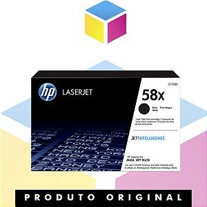 Toner HP Original CF258X 58X | M428FDW M404DW M428DW M404N | 10k