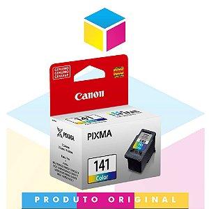 Cartucho de Tinta Canon original CL 141 Colorido | 8ml