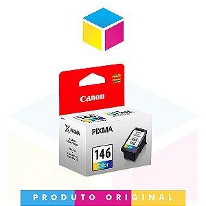 Cartucho de Tinta Canon CL 146 CL 146 Colorido | Original 9ml