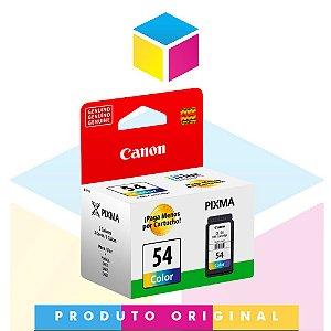 Cartucho de Tinta Canon CL 54 CL 54 Colorido | Original 6,2ml