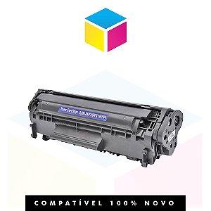 Toner Compatível HP Q 2612 A 2612 A 12A | 1010 1012 1015 1018 1020 1022 3015 3030 3050 | 2K