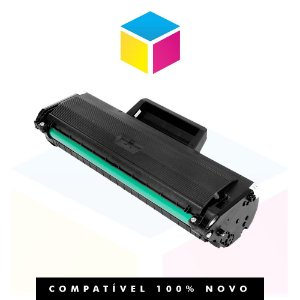 Toner Compatível Samsung MLT-D104 Preto | ML1660 ML1665 ML1860 ML1865 ML1865W SCX3200 |1.5K