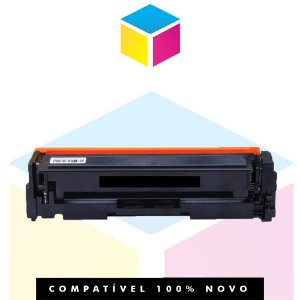 Toner Compatível HP CF 500 A 202 A Preto | M 281 FDW M 254 DW M-281 FDW M-254 DW | 1.4k