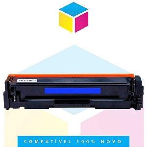 Toner Compatível HP CF 501 A 202 A Ciano | M 281 FDW, M 254 DW, M-281 FDW, M-254 DW | 1.3k