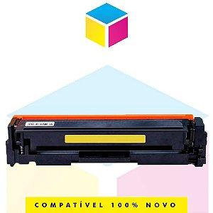 Toner Compatível HP CF 502 A 202 A Amarelo Yellow | M 281 FDW M 254 DW M-281 FDW M-254 DW | 1.3k