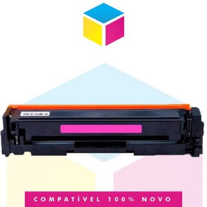 Toner Compatível HP CF 503 A 202 A Magenta | M 281 FDW M 254 DW M-281 FDW M-254 DW | 1.3k