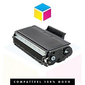 Toner Brother TN 580 TN 650 Preto | HL 5340 D HL 5350 DN DCP 8060 HL 5240 MFC 8460 N MFC 8860 DN | 8k