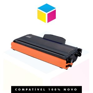 Toner Compatível Brother TN 360 Preto| DCP 7030, DCP 7040, HL 2140, HL,2150 MFC 7320, MFC 7840 | 2.6K
