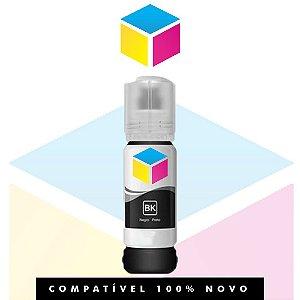 Tinta Compatível Epson 544 T 544 T 544120 Preto |L 1110 |L 3150| L 3110 | L 5190| 65ml