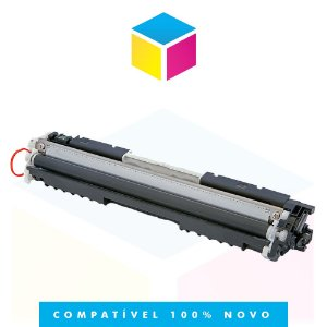 Toner Compatível HP CE311A 311A 126A Ciano | CP1020 CP1020WN CP1025 M175A | 1k