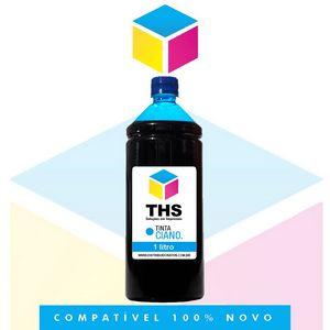 Tinta Corante compatível para HP Ciano Cyan | 1 Litro