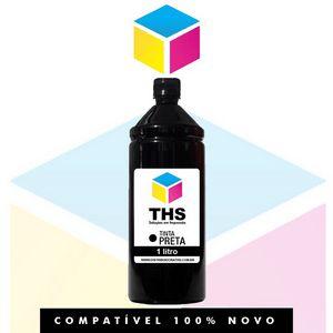 Tinta Corante compatível para HP Preto Black | 1 Litro