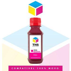 Tinta Corante compatível para HP Magenta | 100 ml