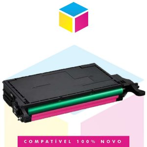 Toner Compatível Samsung CLT M 609 S M 609 S Magenta | CLP 770 CLP 775 CLP 770 ND CLP 775 ND | 7k