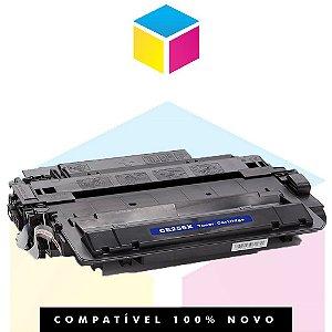 Toner Compatível HP CE255X CE255XB | P3015 P3015N P3015D P3015DN P3015X M525F | 10k