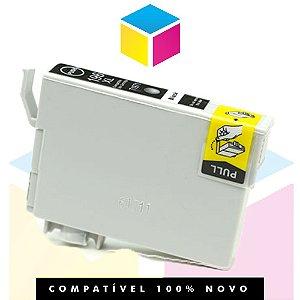 Cartucho de Tinta Epson T 296 T 296120 AL Preto Compatível | XP 441 XP 431 XP 241 | 17ml
