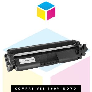 Toner Compatível HP CF 230 X 30 X CF 230 | M 203 M 227 M 203 DW M 203 DN M 227 FDW M 227 SDN | 3.5k