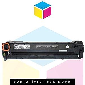 Toner Compatível HP CF 380 A 312 A Preto | M 476, M 476 NW, M 476 DW | 3.5k