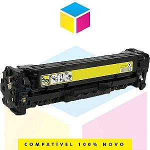 Toner Compatível HP CF402A 201A CF402AB Amarelo | M252DW M277DW M252 M277 | 1.4k