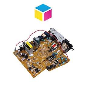PLACA FONTE HP LASERJET P1005 P1006 P1007 P1008 110V RM1-4601-000 - SIMILAR